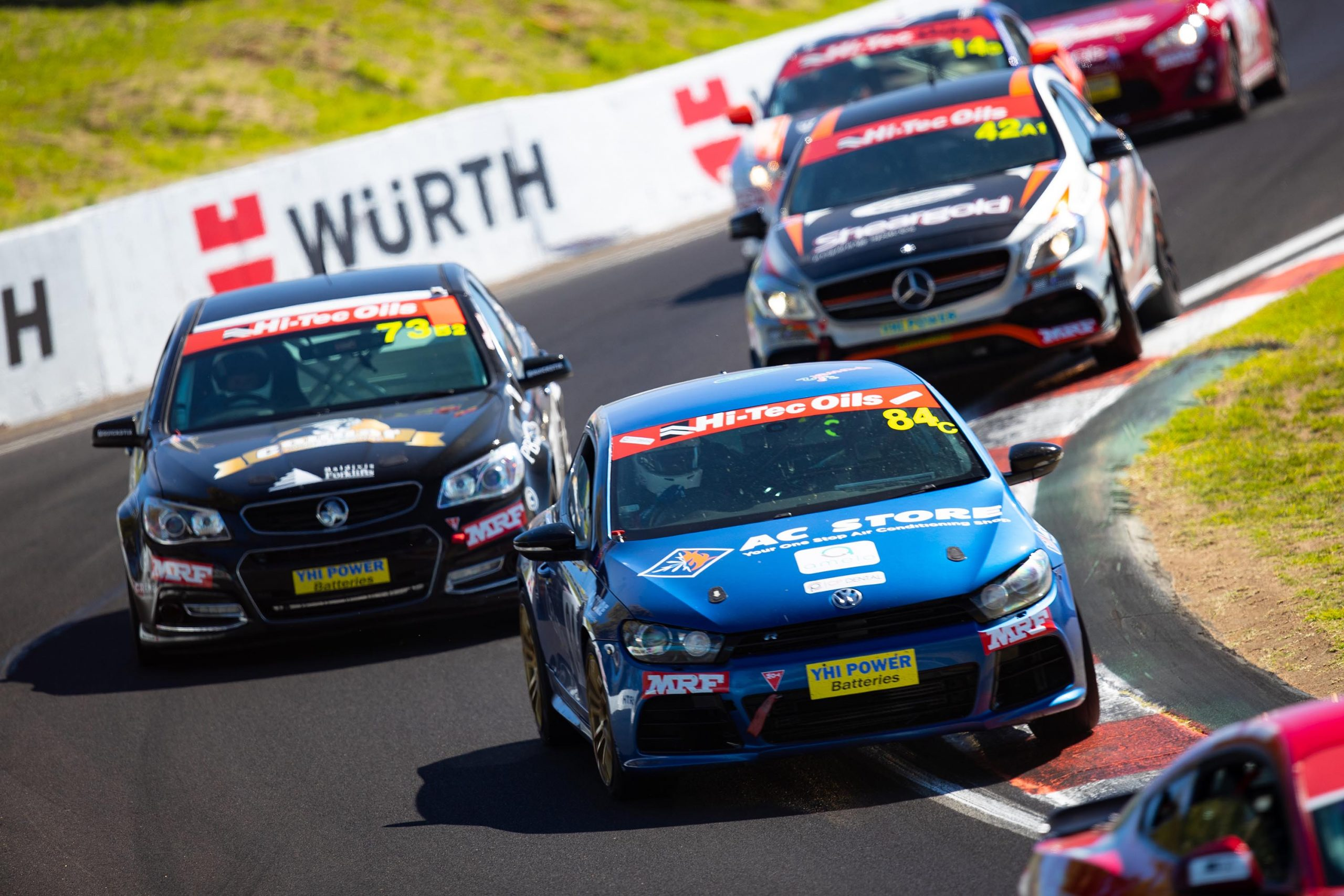 2022 Bathurst grid charges beyond 50 cars